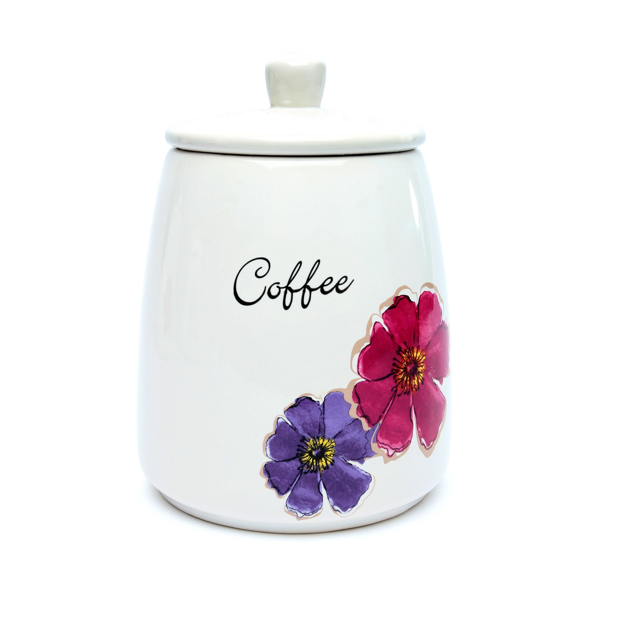 Mulberry Flower Collection Coffee Storage Jar
