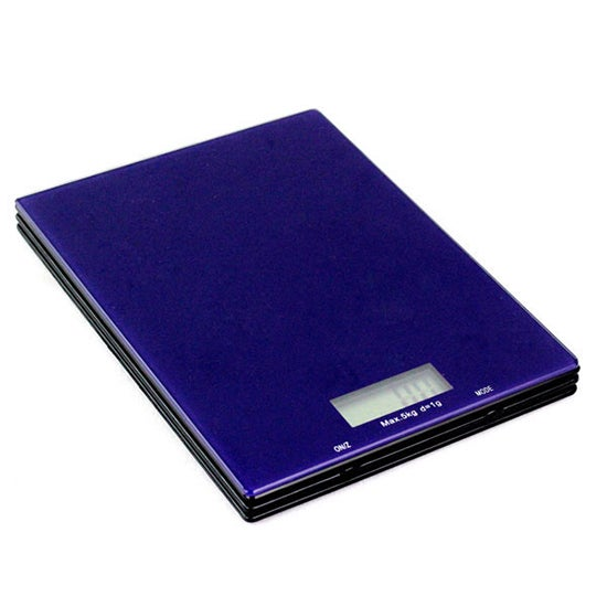 Cookshop Plum 5kg LCD Kitchen Scales