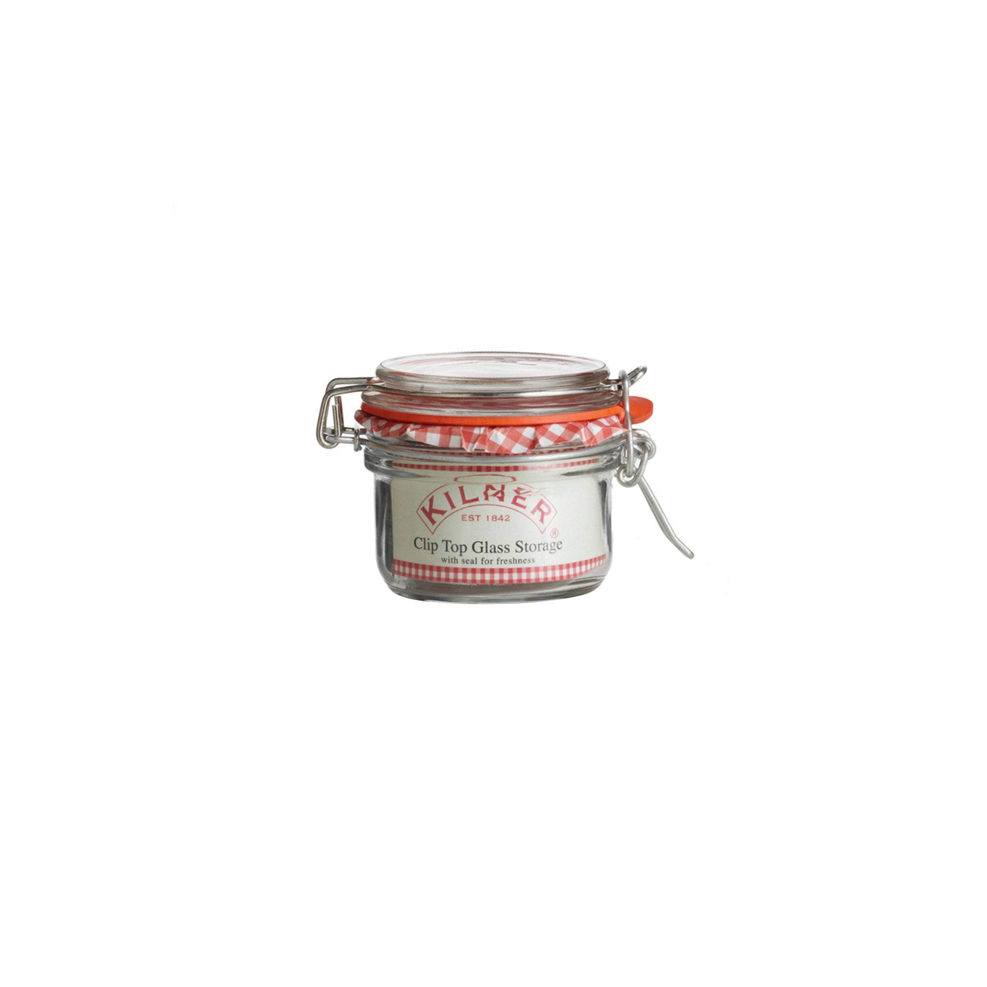 Kilner 125ml Clip Top Jar
