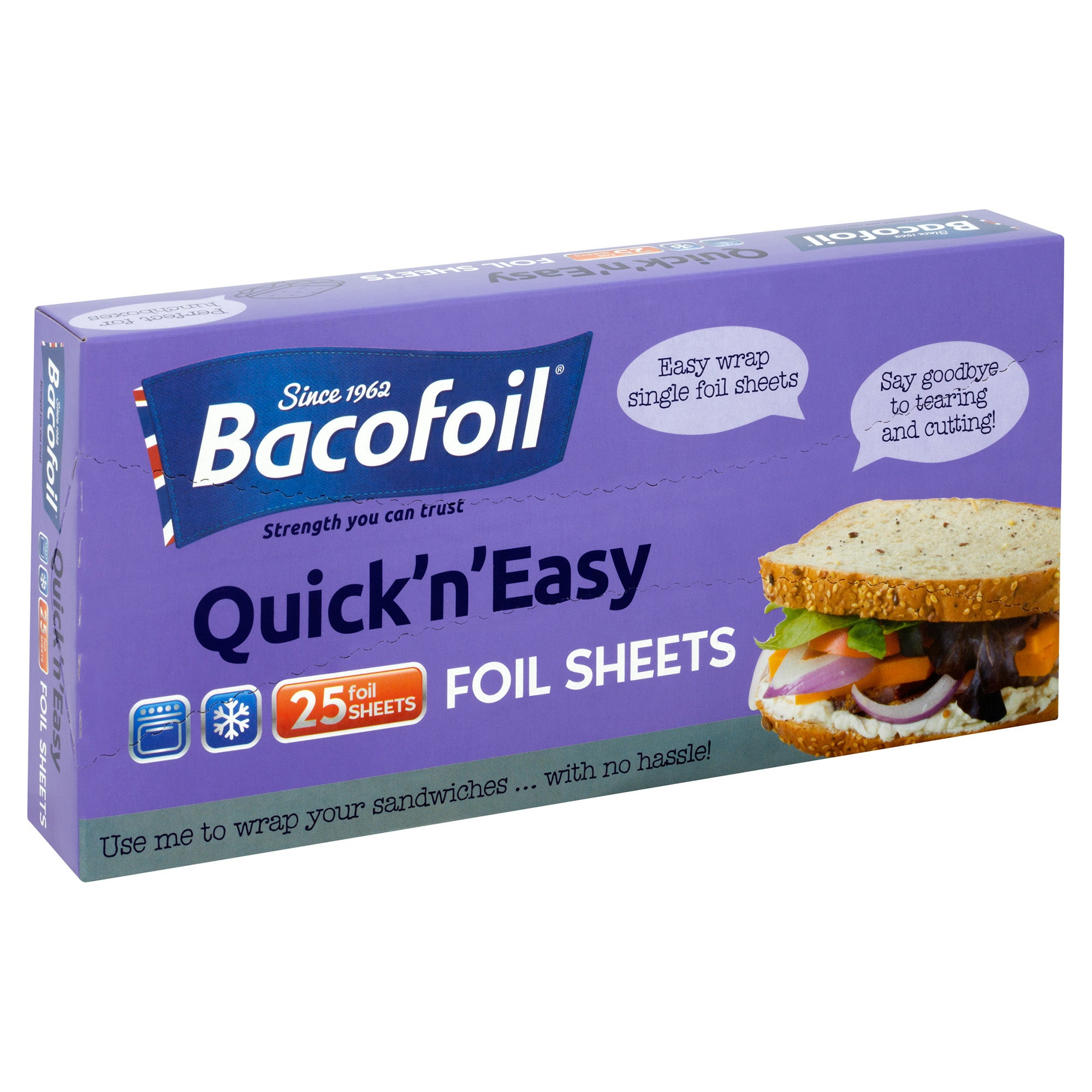 BacoFoil Foil Sheets