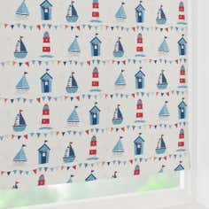 Maritime Blackout Roller Blind