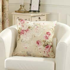 Pink Berkshire Collection Cushion