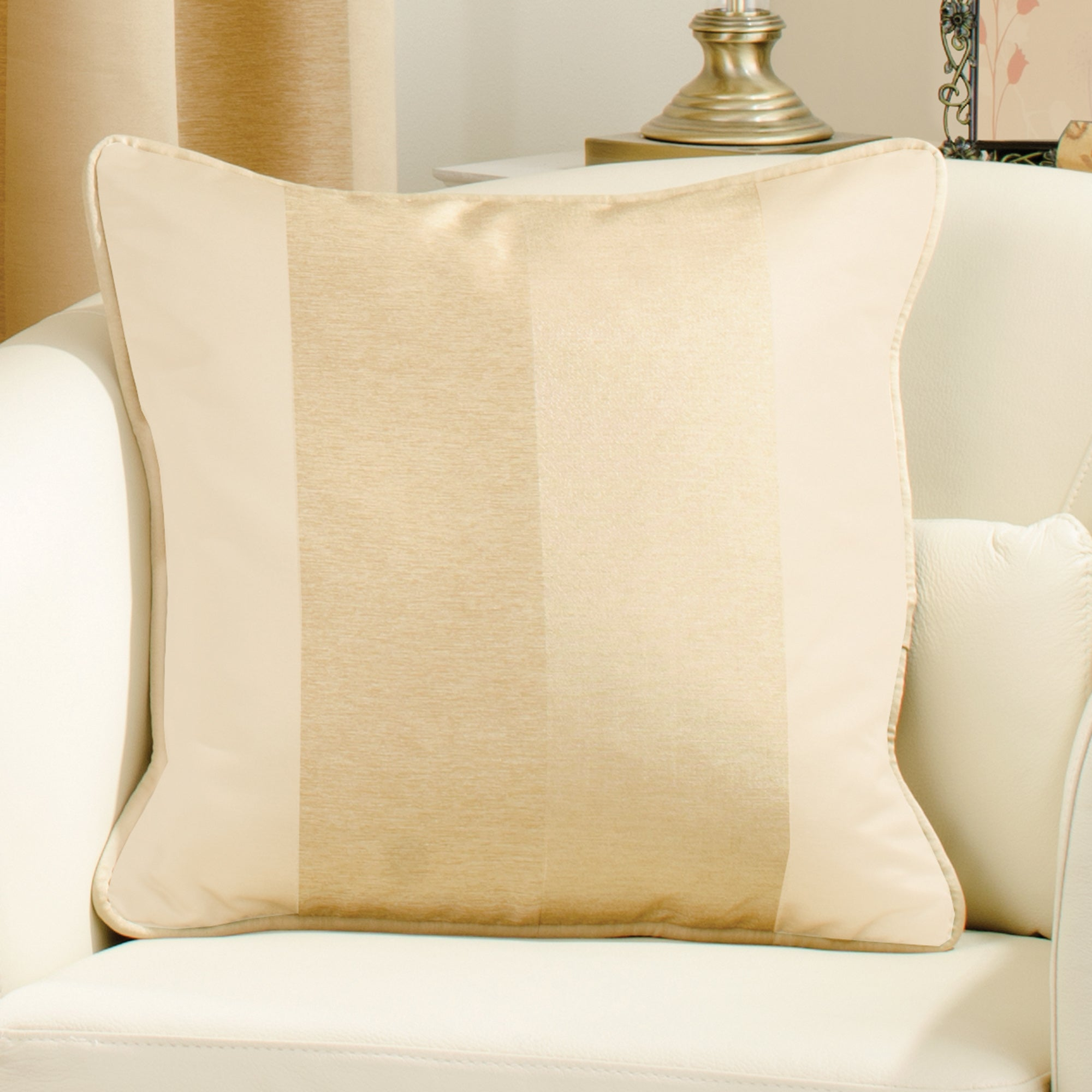 Antique Gold Monaco Collection Cushion