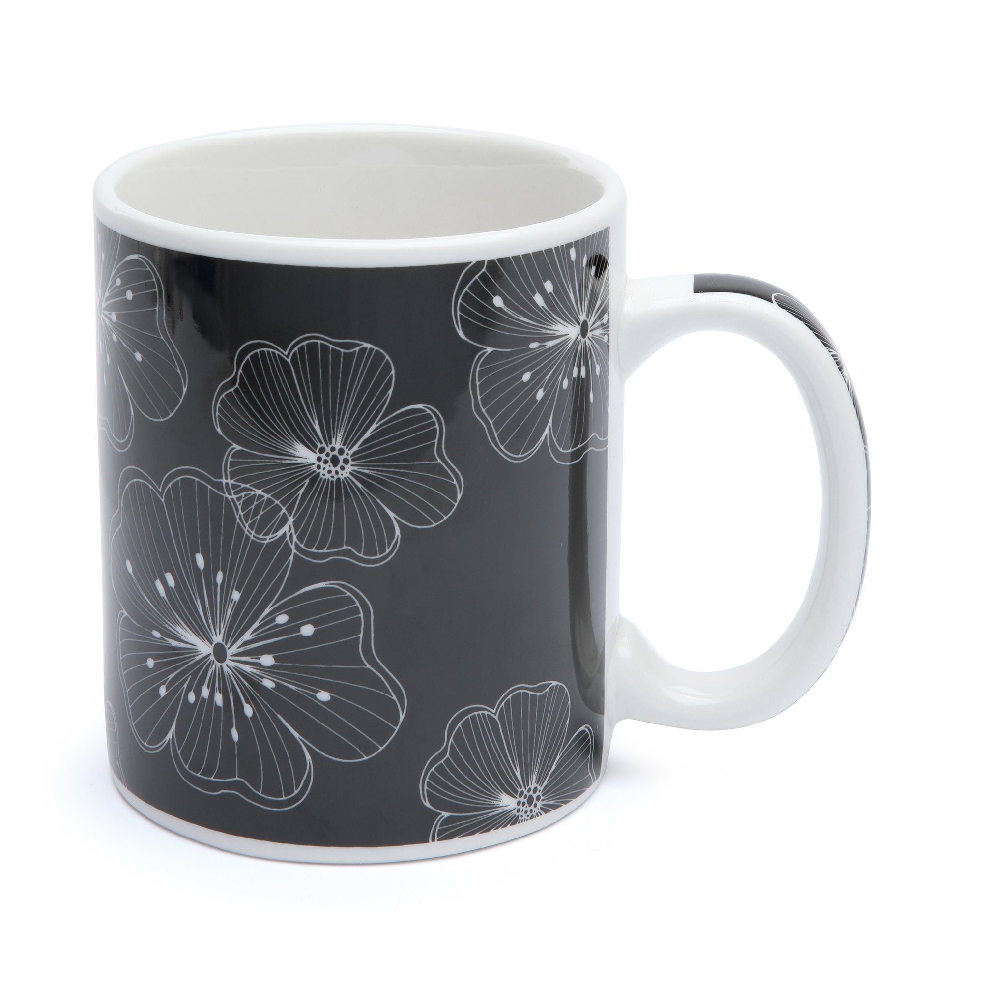 Ava Flower Collection Mug