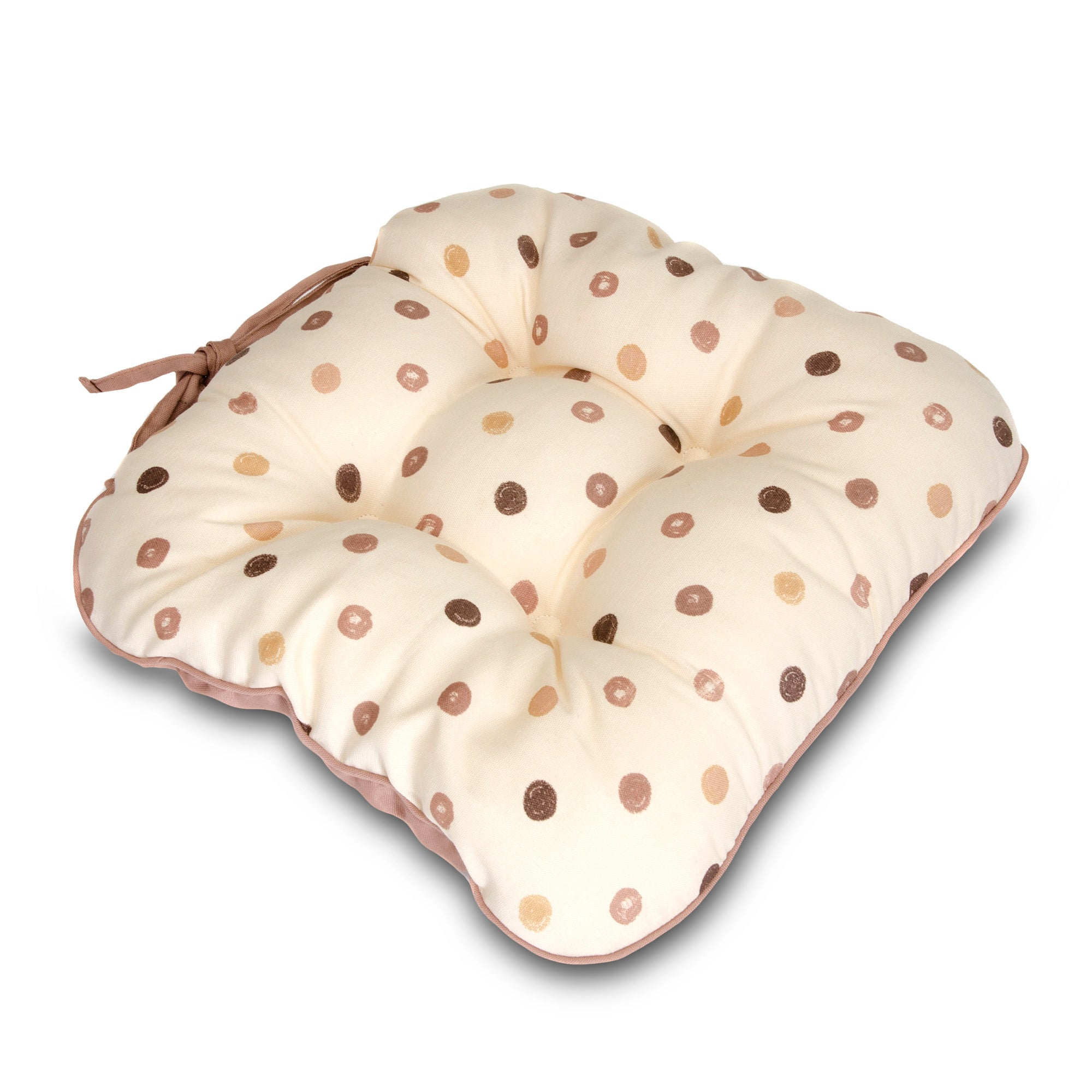 Natural Country Spot Collection Seat Pad
