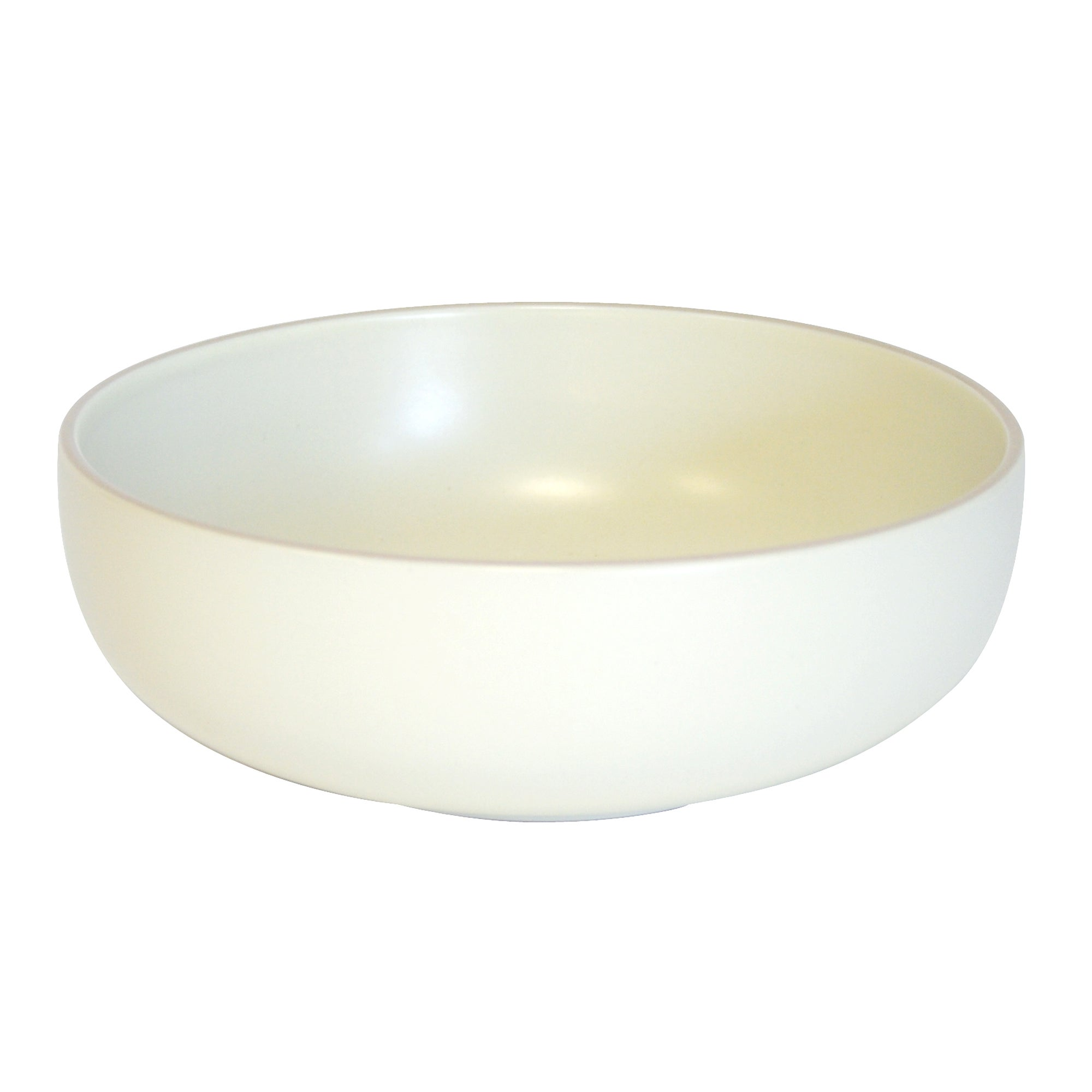 Cream Monaco Collection Bowl