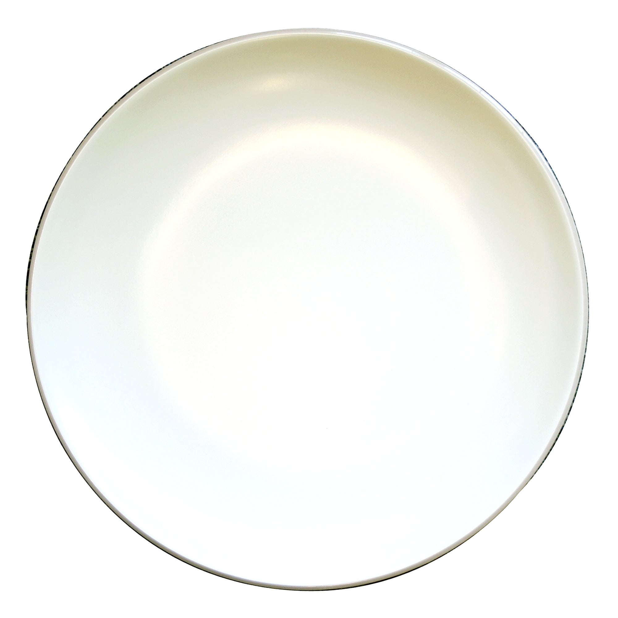 Cream Monaco Collection Dinner Plate