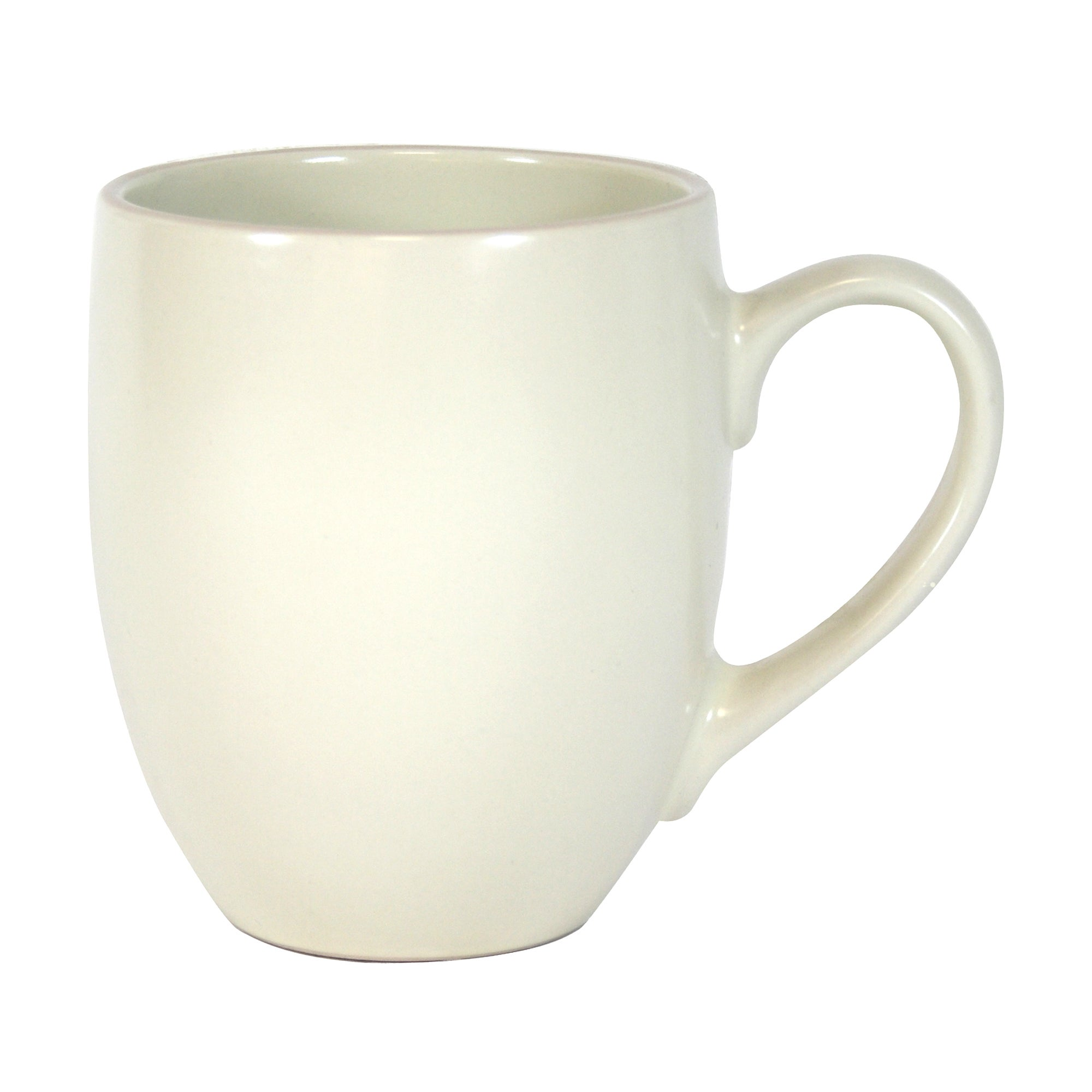 Cream Monaco Collection Mug