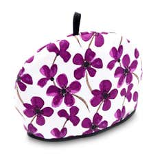 Plum Painted Poppy Collection Tea Cosy