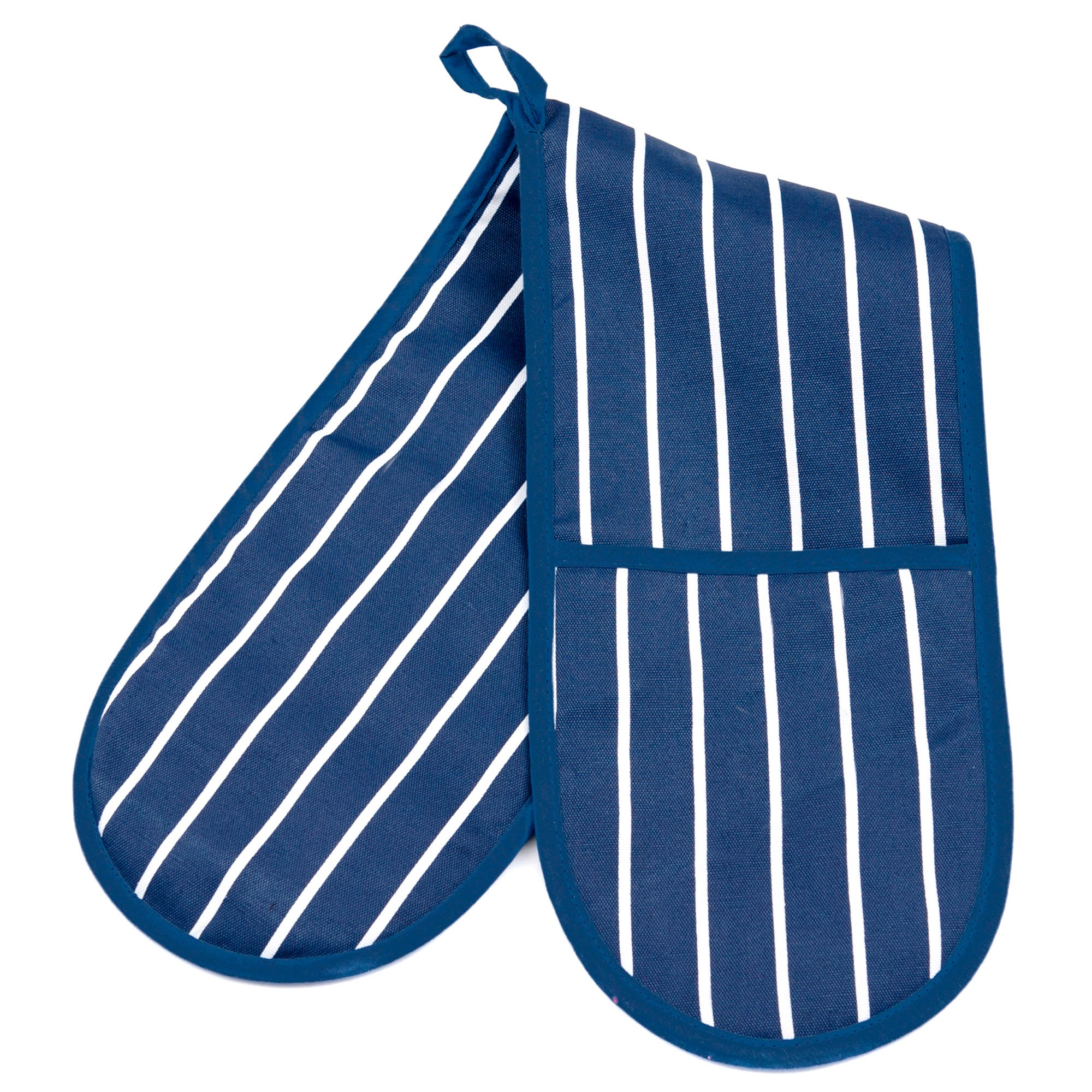 Stripes Collection Double Oven Glove