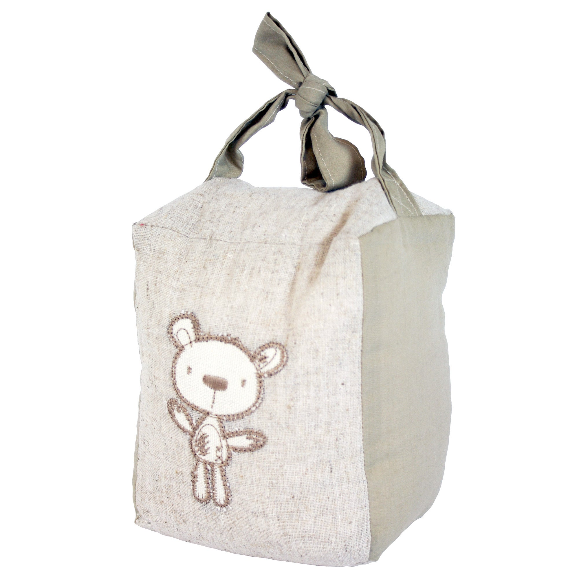 Kids Bedtime Bear Collection Doorstop
