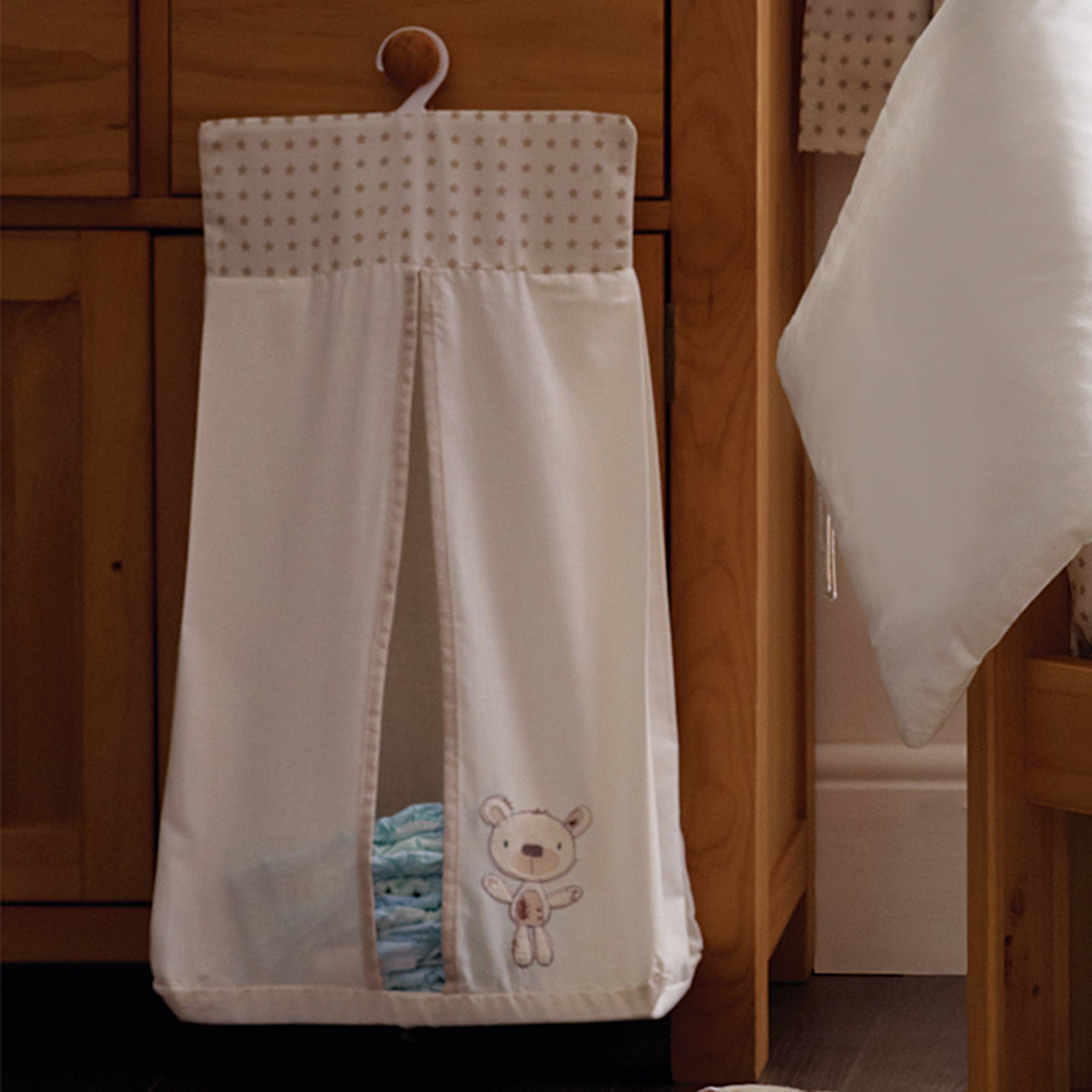 Kids Bedtime Bear Collection Nappy Stacker