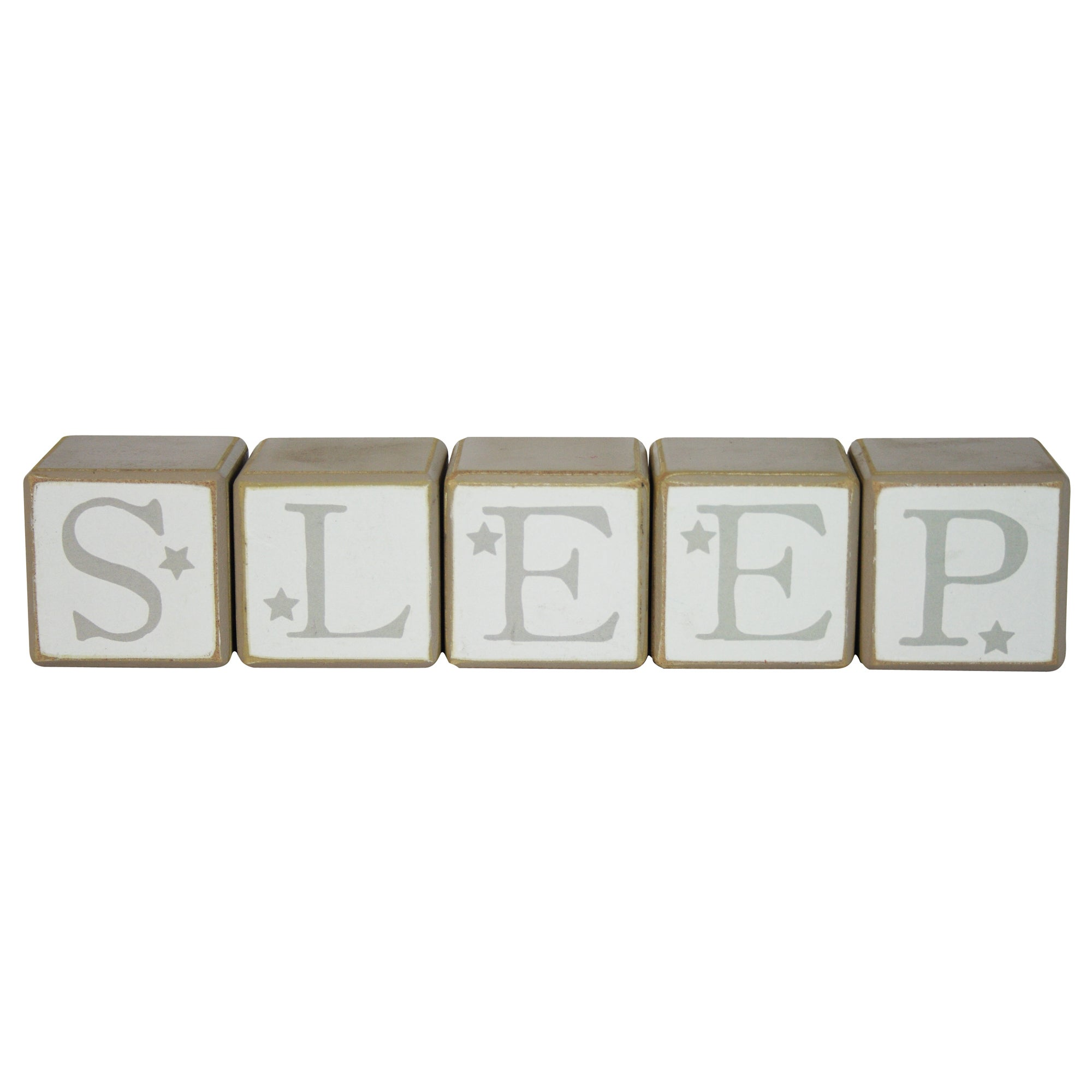 Kids Bedtime Bear Collection Sleep Blocks