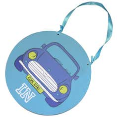 Kids Cool Cars Collection Hanging Sign