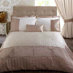 Gold Elizabeth Collection Bedspread
