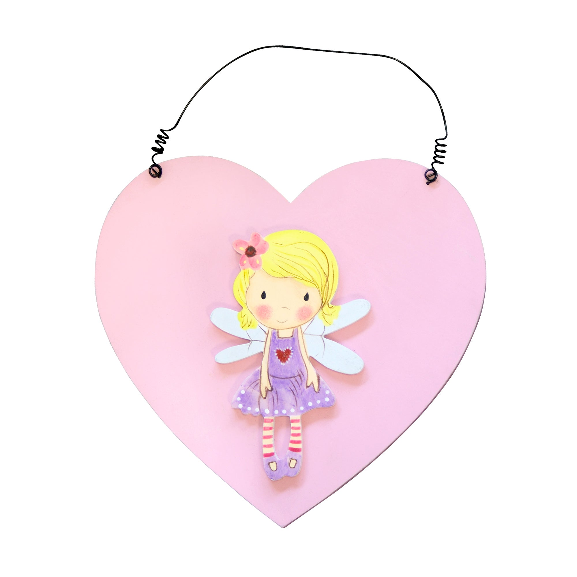 Kids Lillybelle Collection Hanging Plaque