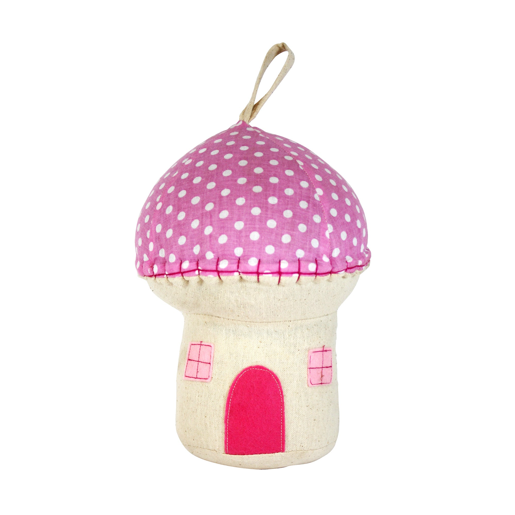 Kids Lillybelle Collection Toadstool Doorstop