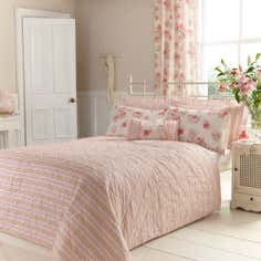 Pink Annabella Collection Bedspread