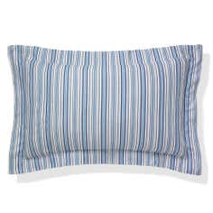 Blue Annabella Collection Oxford Pillowcase