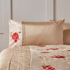 Red Juliet Collection Housewife Pillowcase