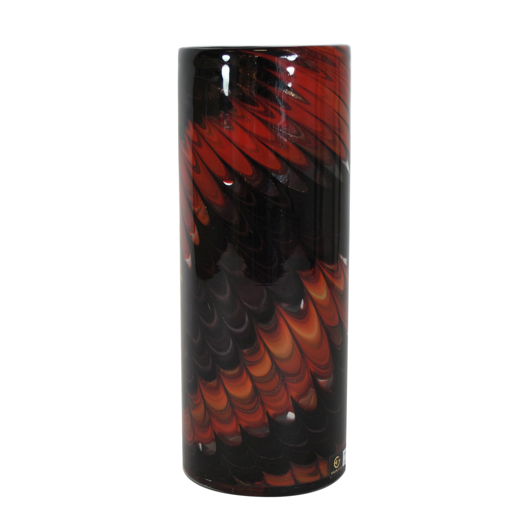 Burnt Sienna Collection Premium Cylinder Vase