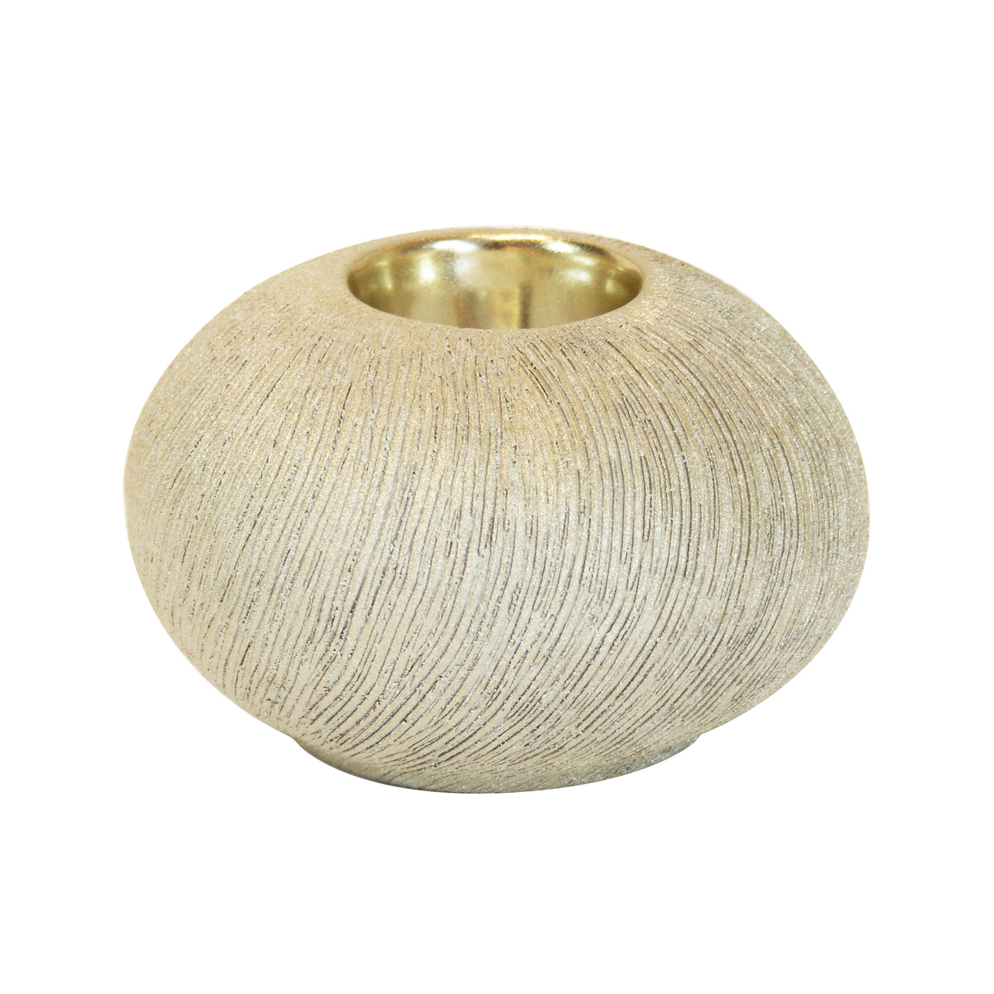 Classique Collection Textured Tea Light Holder