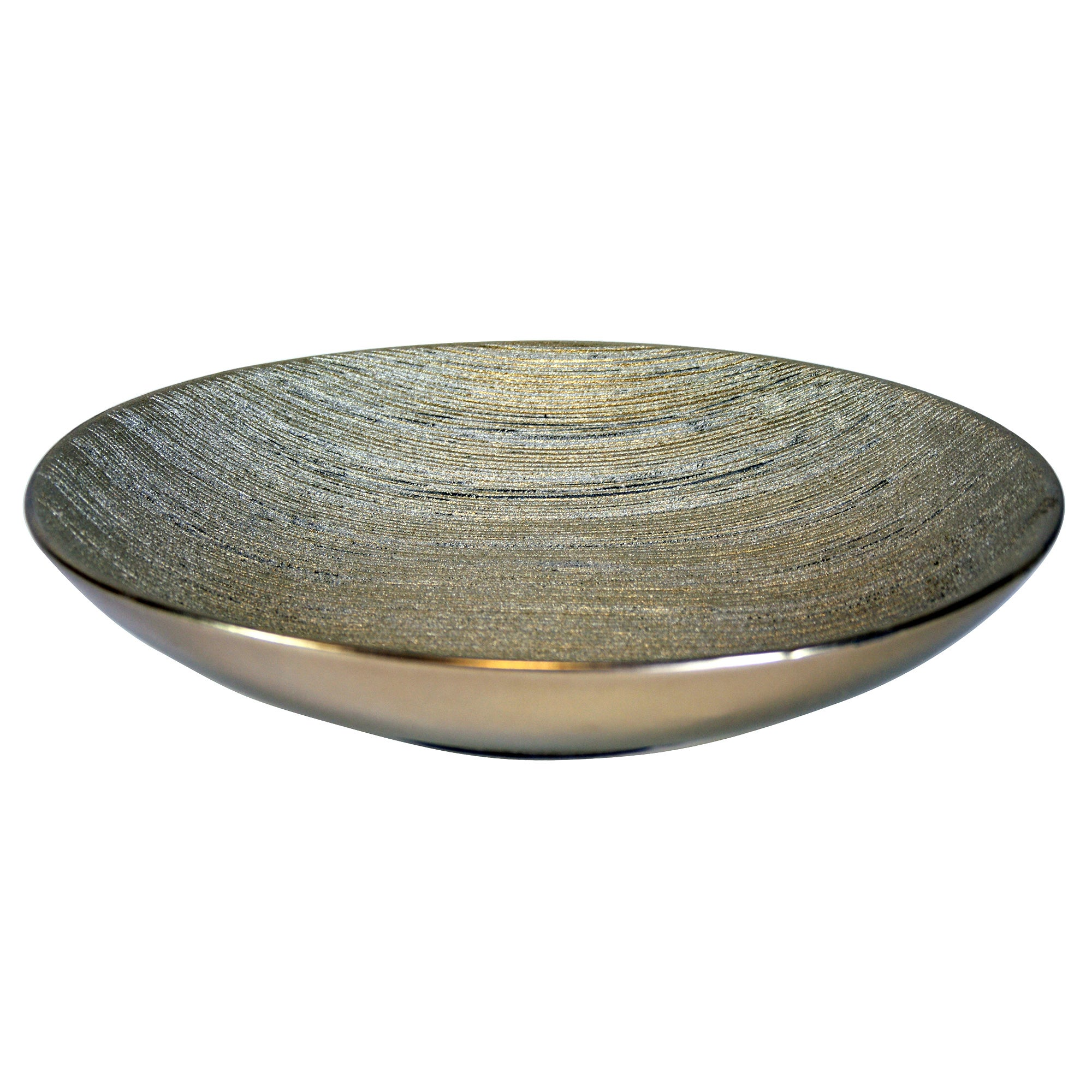 Classique Collection Textured Swirl Bowl