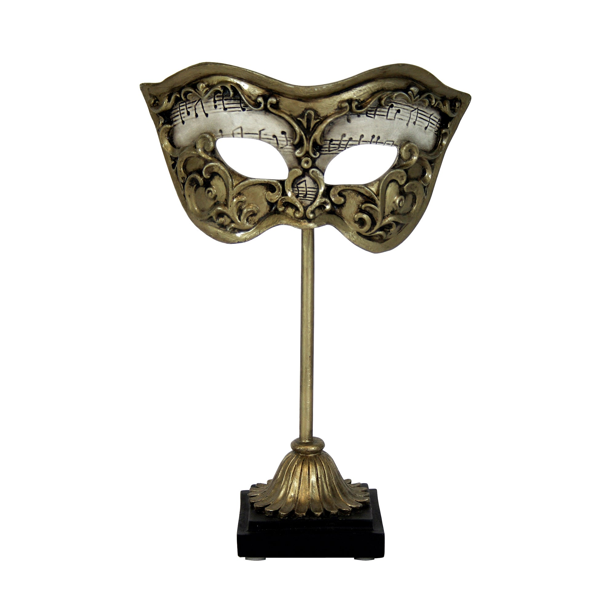 Classique Collection Mask on Stand