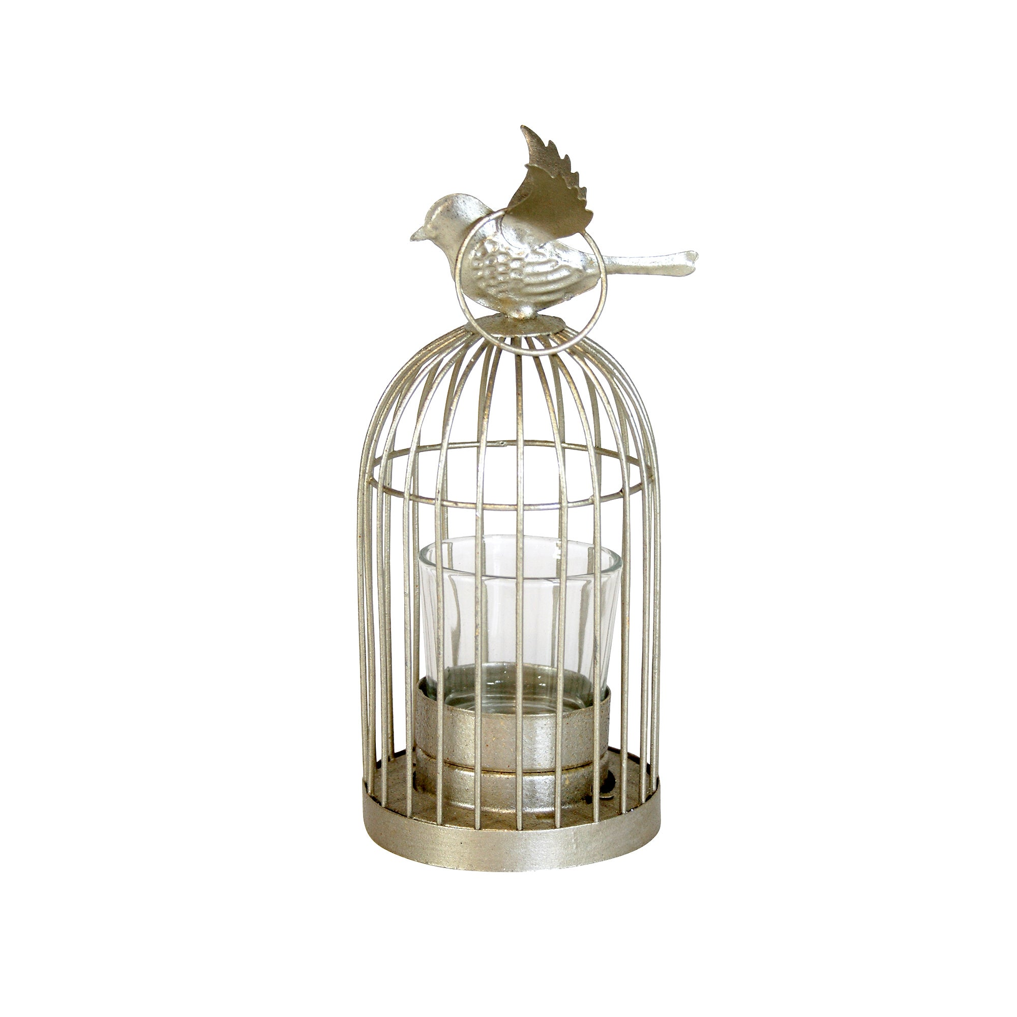 Classique Collection Wire Birdcage Tea Light Holder