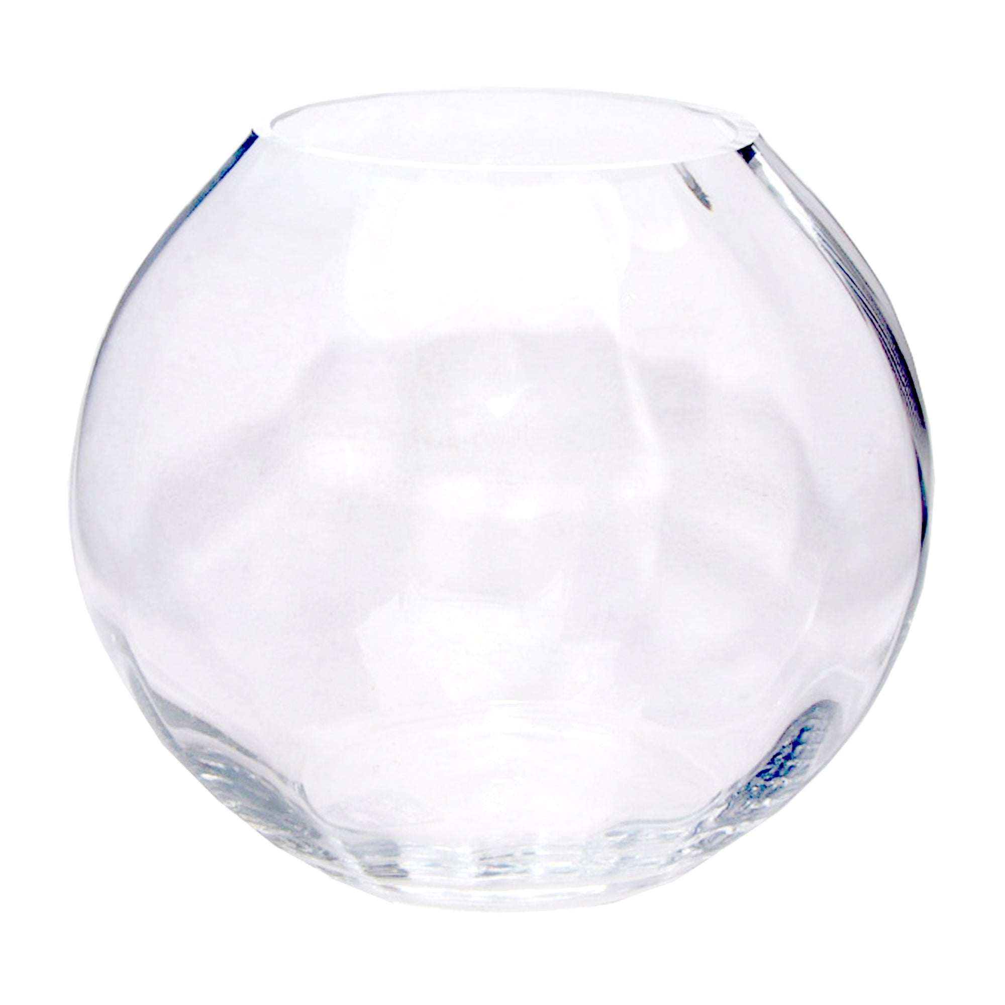Optic Fishbowl Vase