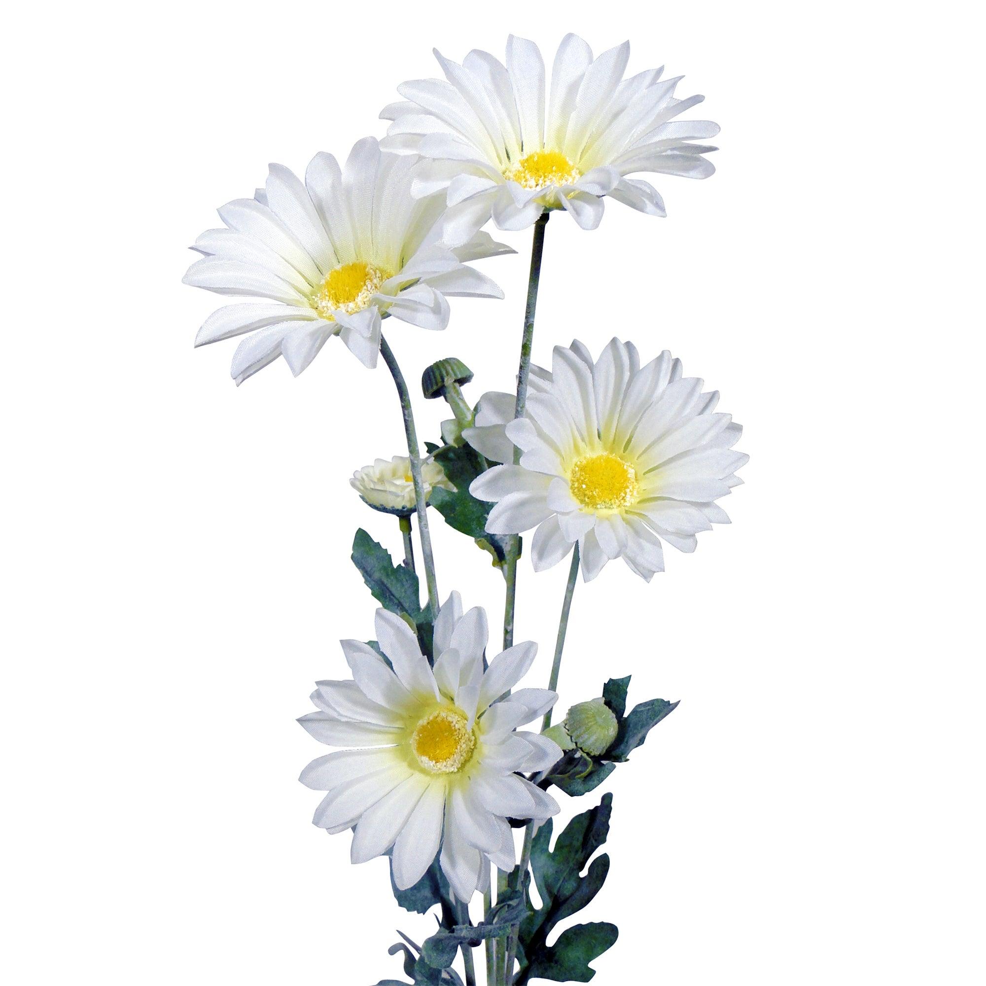 Artificial Spring Daisy Spray