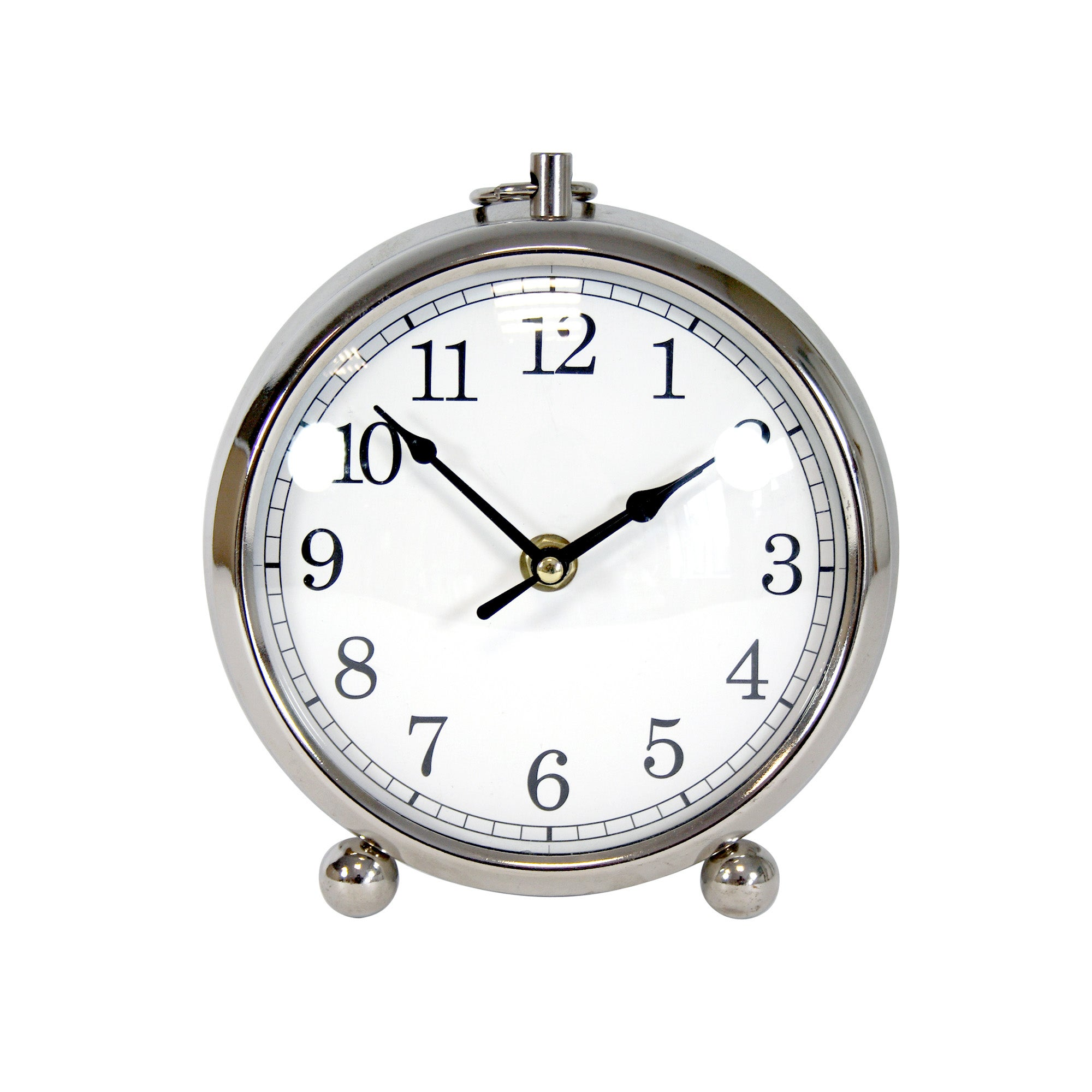 Timeless Collection Round Clock