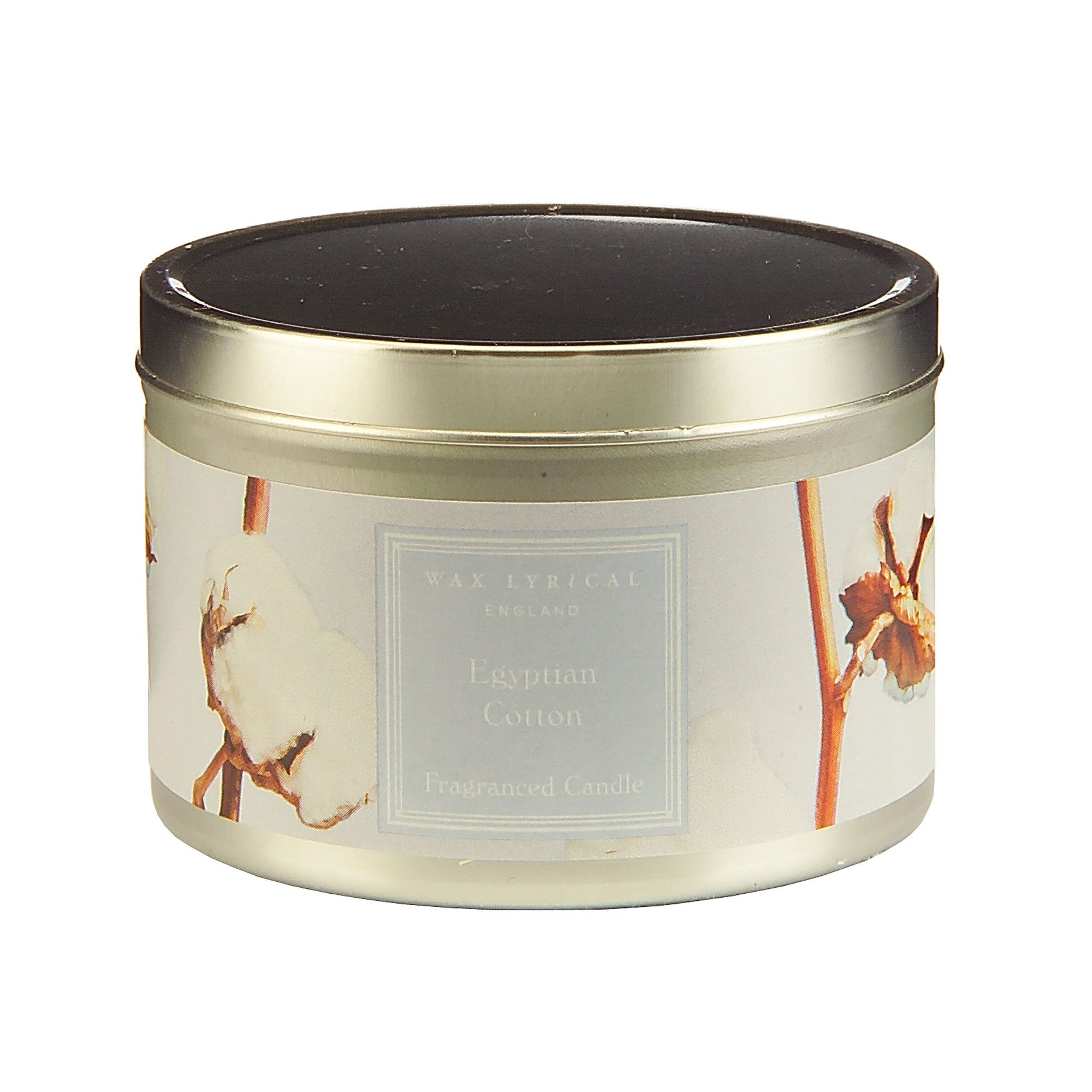 Wax Lyrical Egyptian Cotton Candle Tin