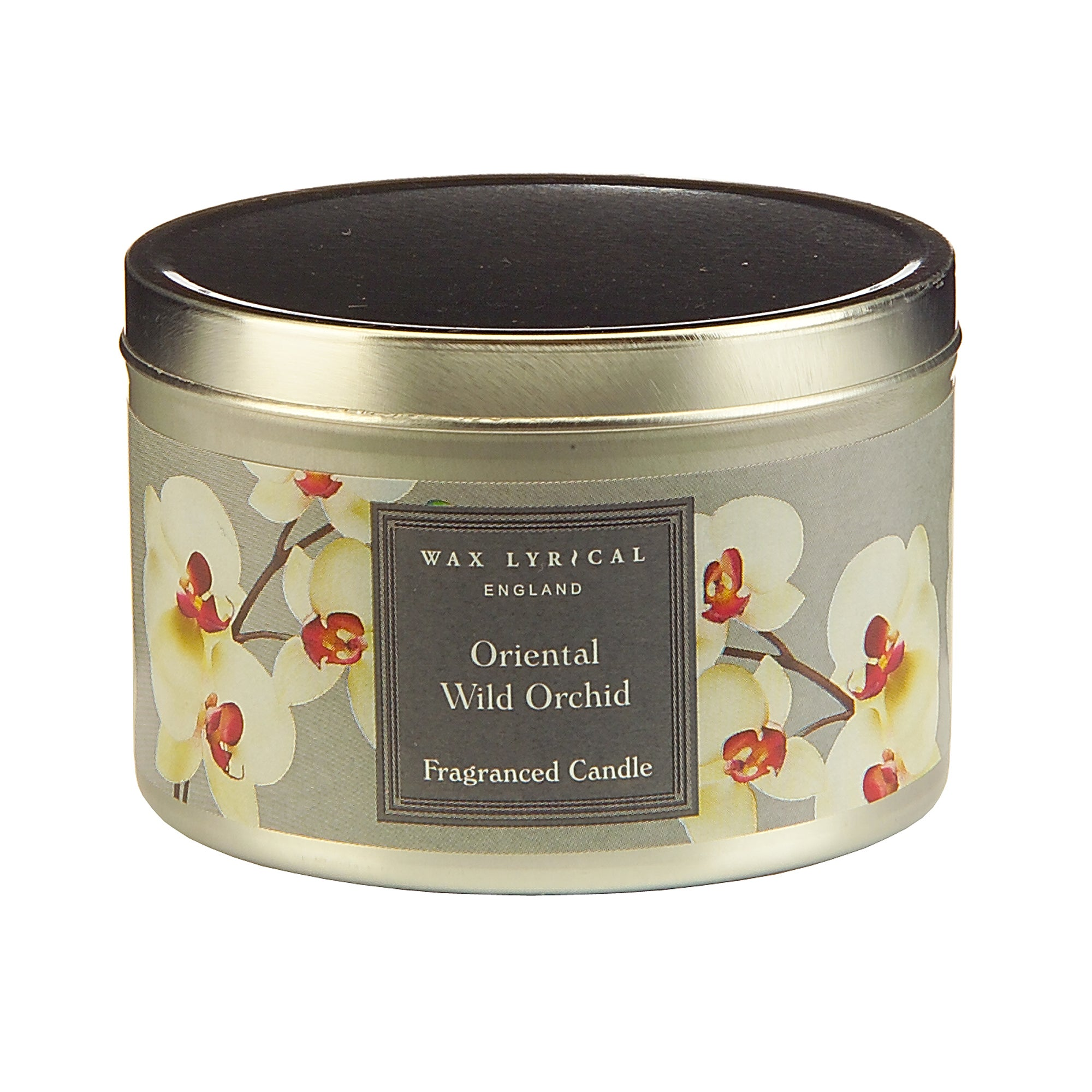 Wax Lyrical Oriental Orchid Candle Tin