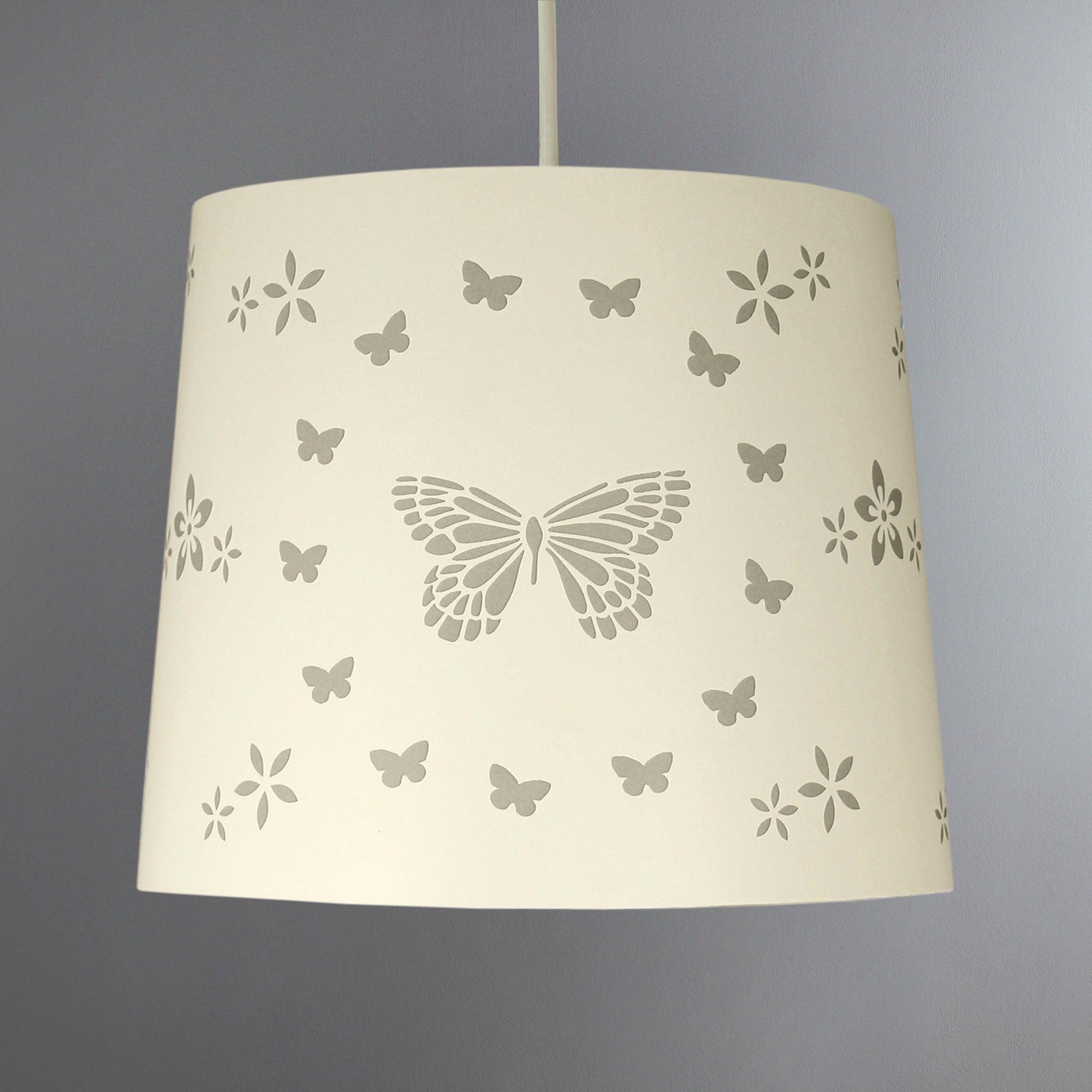 Laser Cut Butterfly Pendant