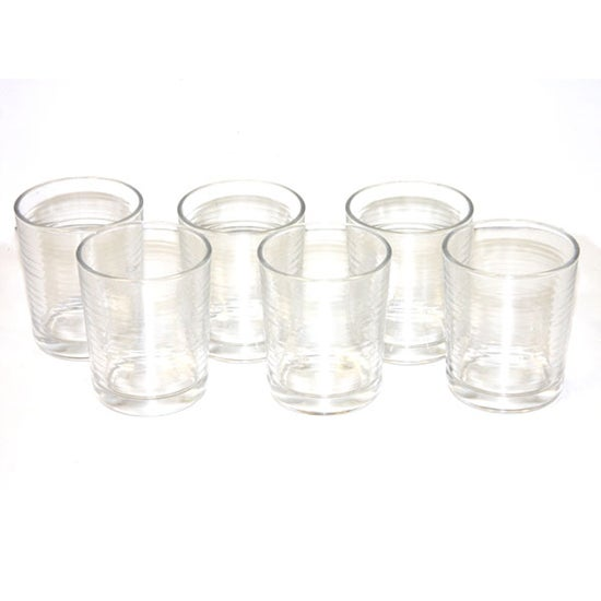 Set of 6 Mixer Glasses