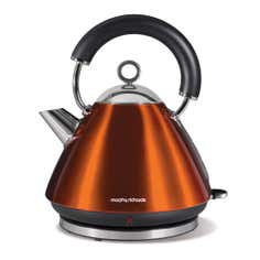 Morphy Richards Accents Copper Pyramid Kettle