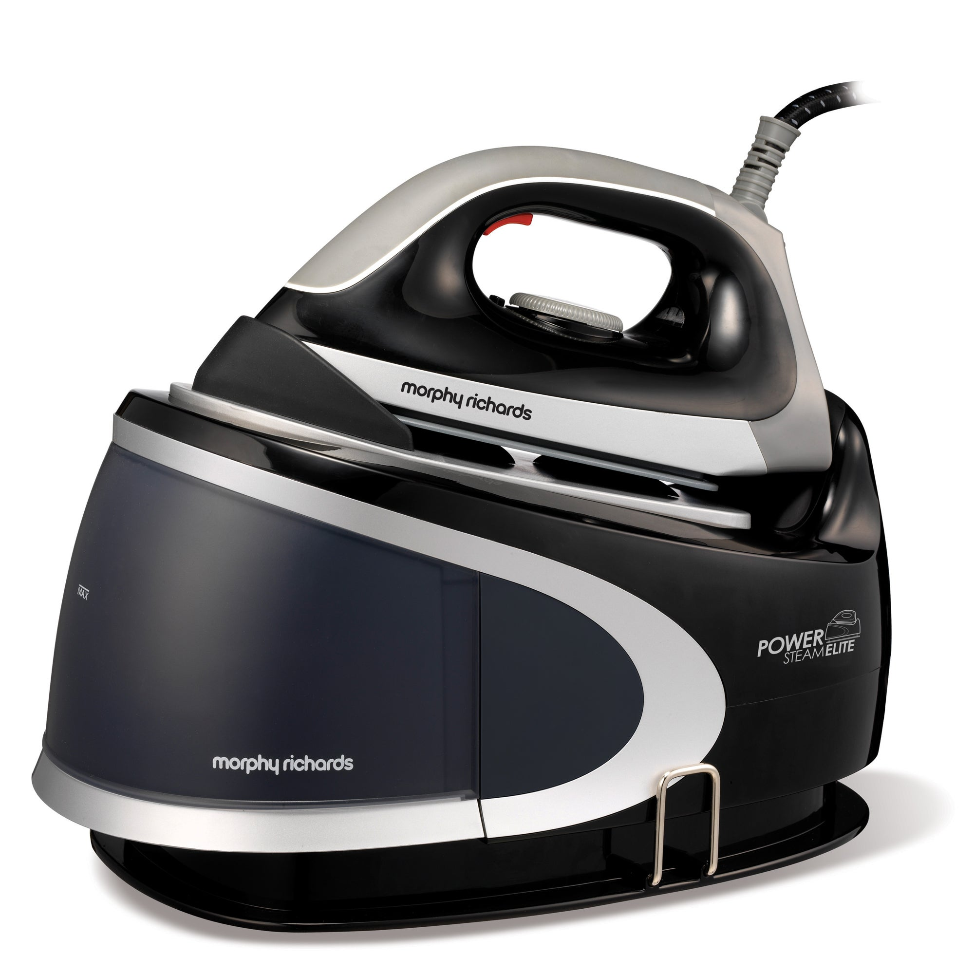 Morphy Richards 42221 2400w Black Power Steam Elite Iron
