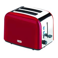 Breville VTT201 Red 2 Slice Toaster