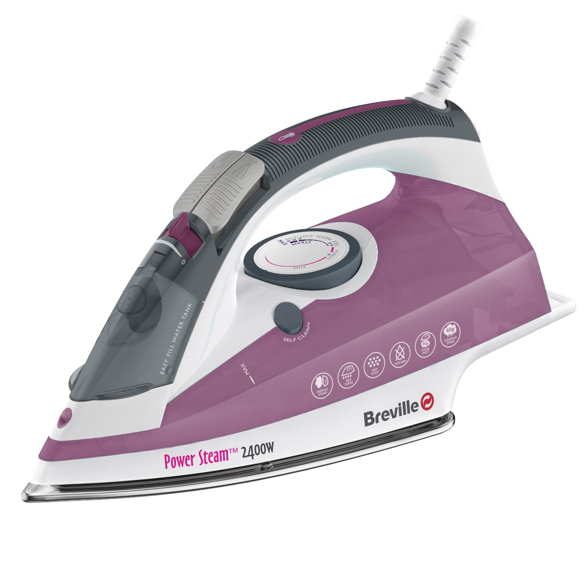 Breville VIN208 Steam Iron
