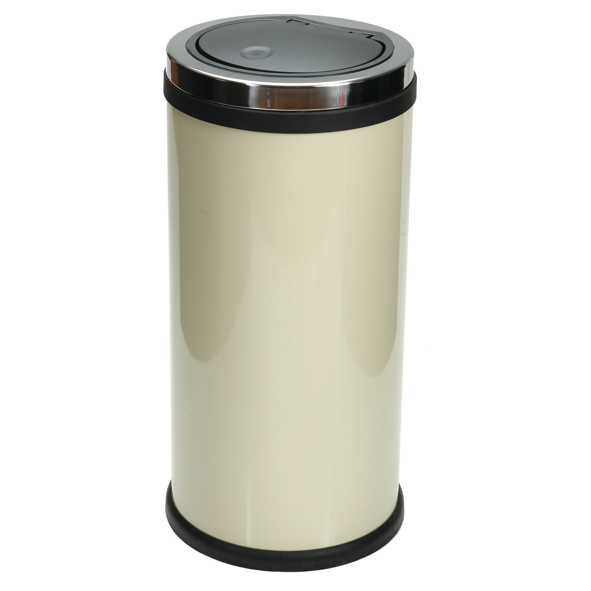 Infinity Cream 30 Litre Press Top Bin