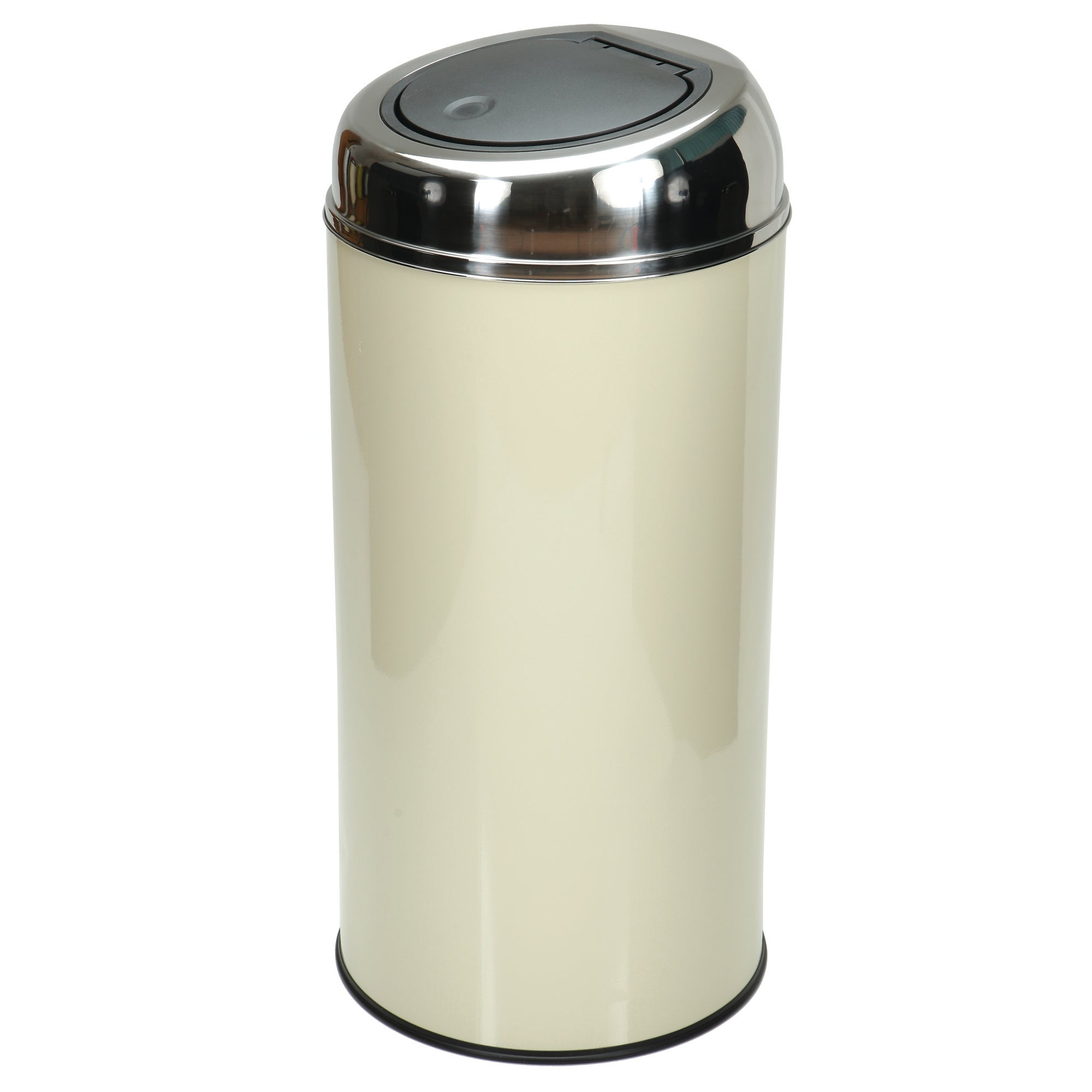 Infinity Matt Cream 50 Litre Press Top Bin