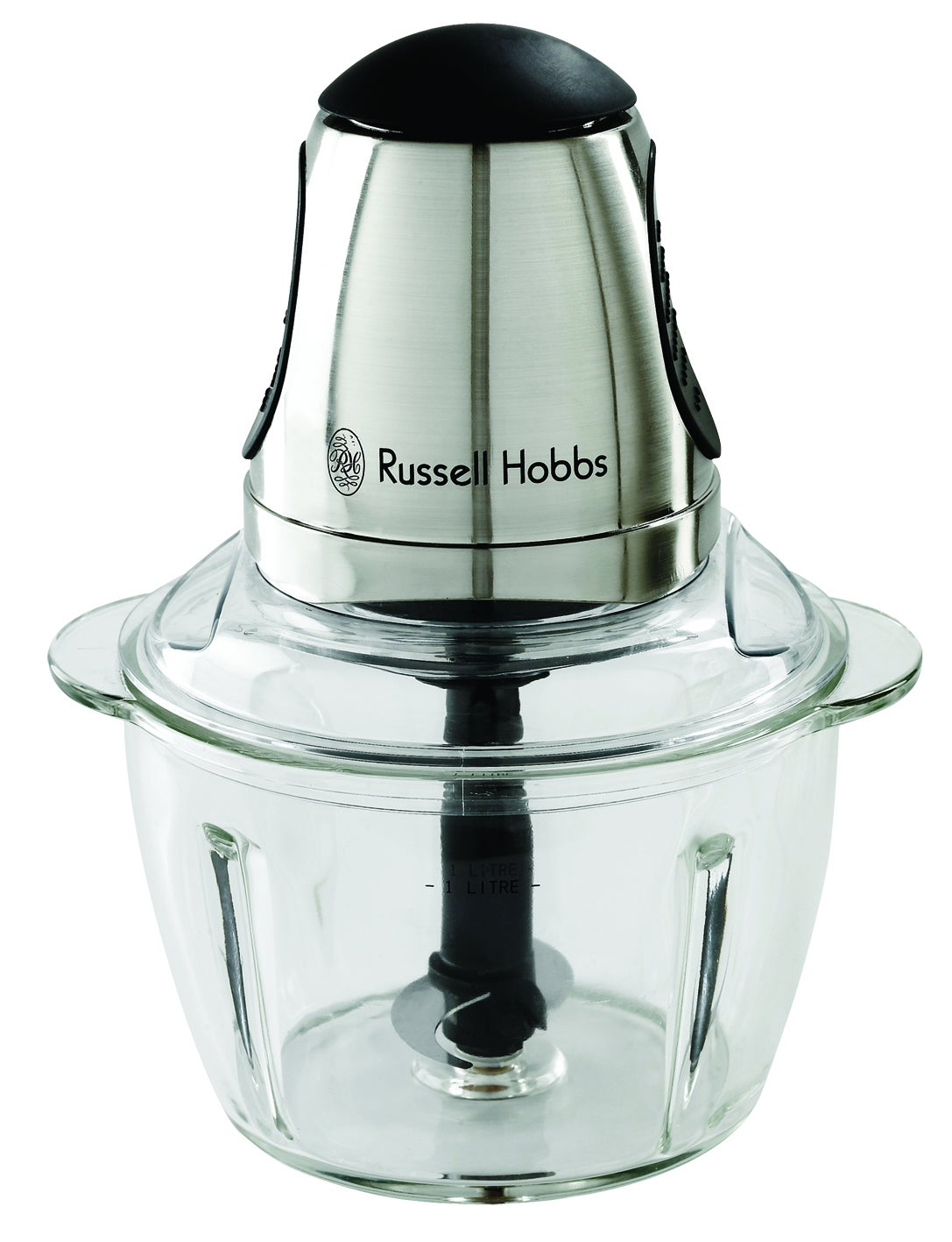Russell Hobbs 14568 Stainless Steel Silver Mini Food Processor