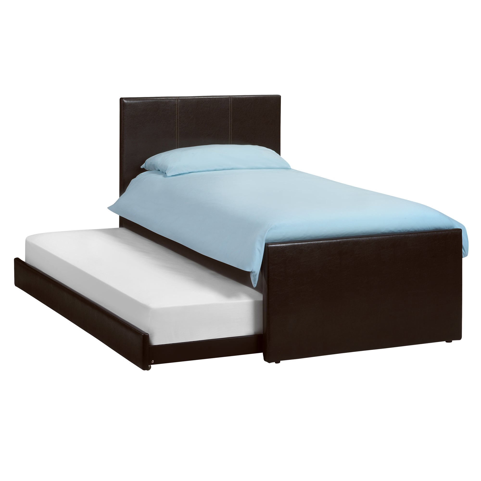 Montreal Faux Leather Guest Bed