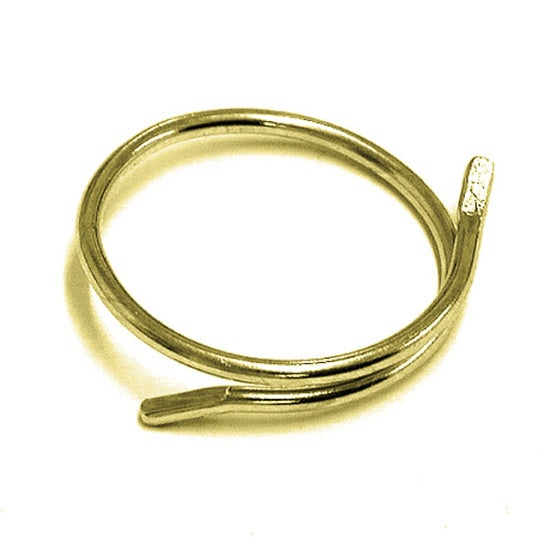 27mm Brass Curtain Rings