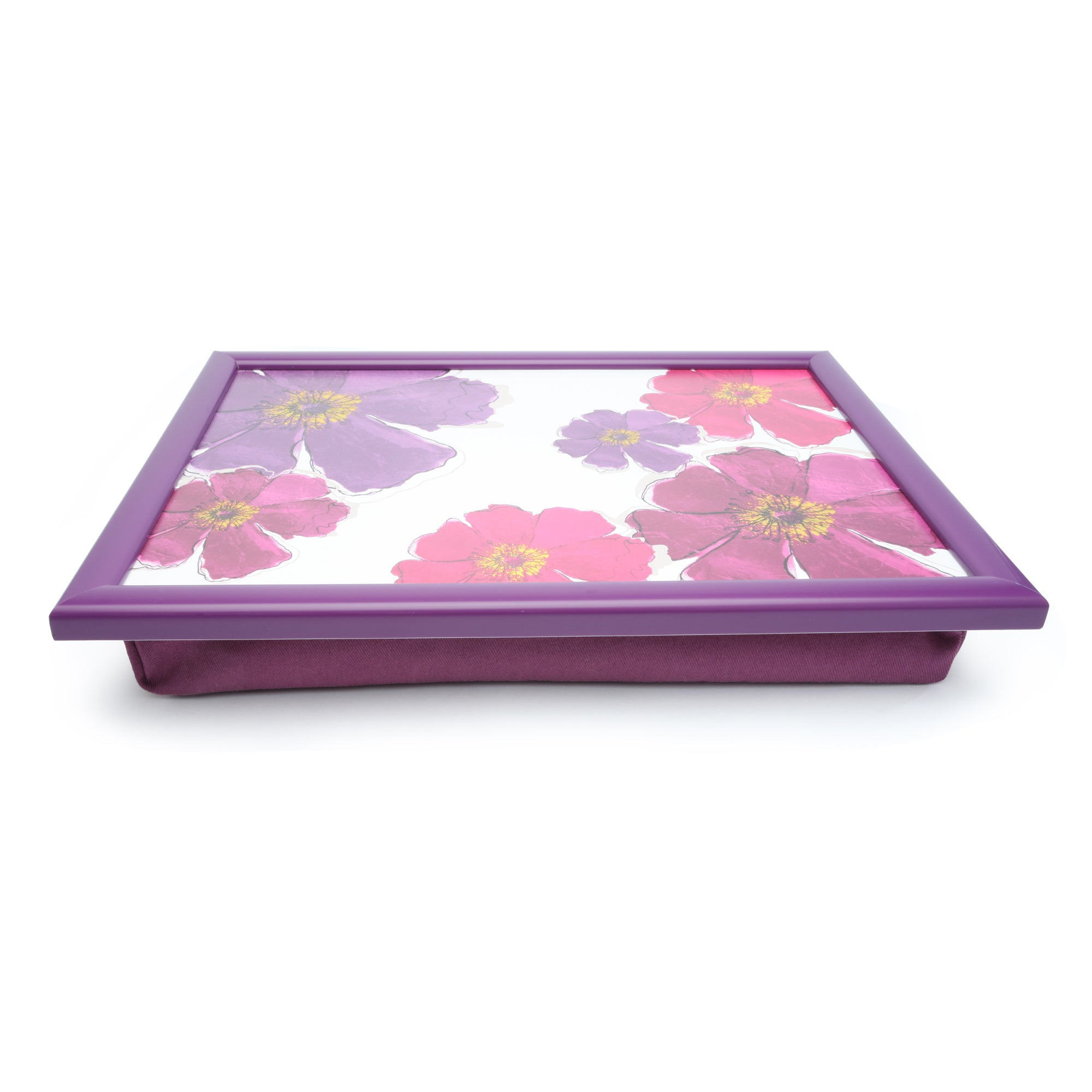 Mulberry Flower Collection Lap Tray