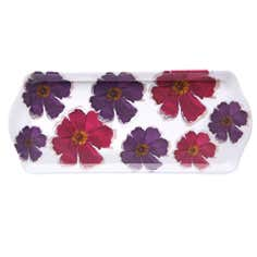 Mulberry Flower Collection Sandwich Tray