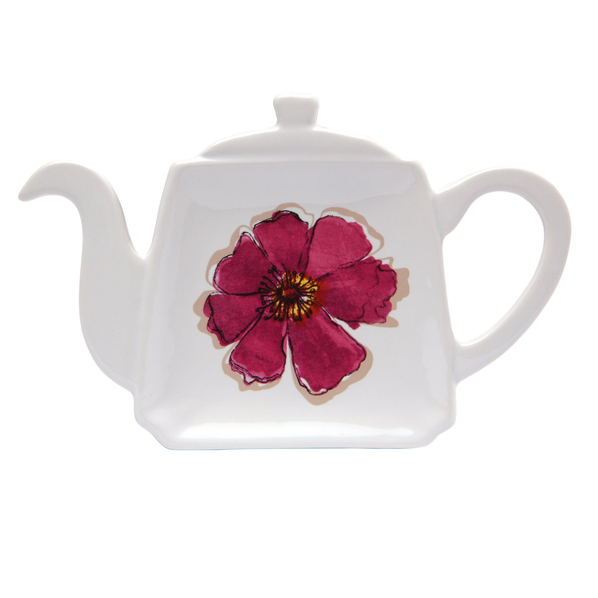 Mulberry Flower Collection Teabag Tidy