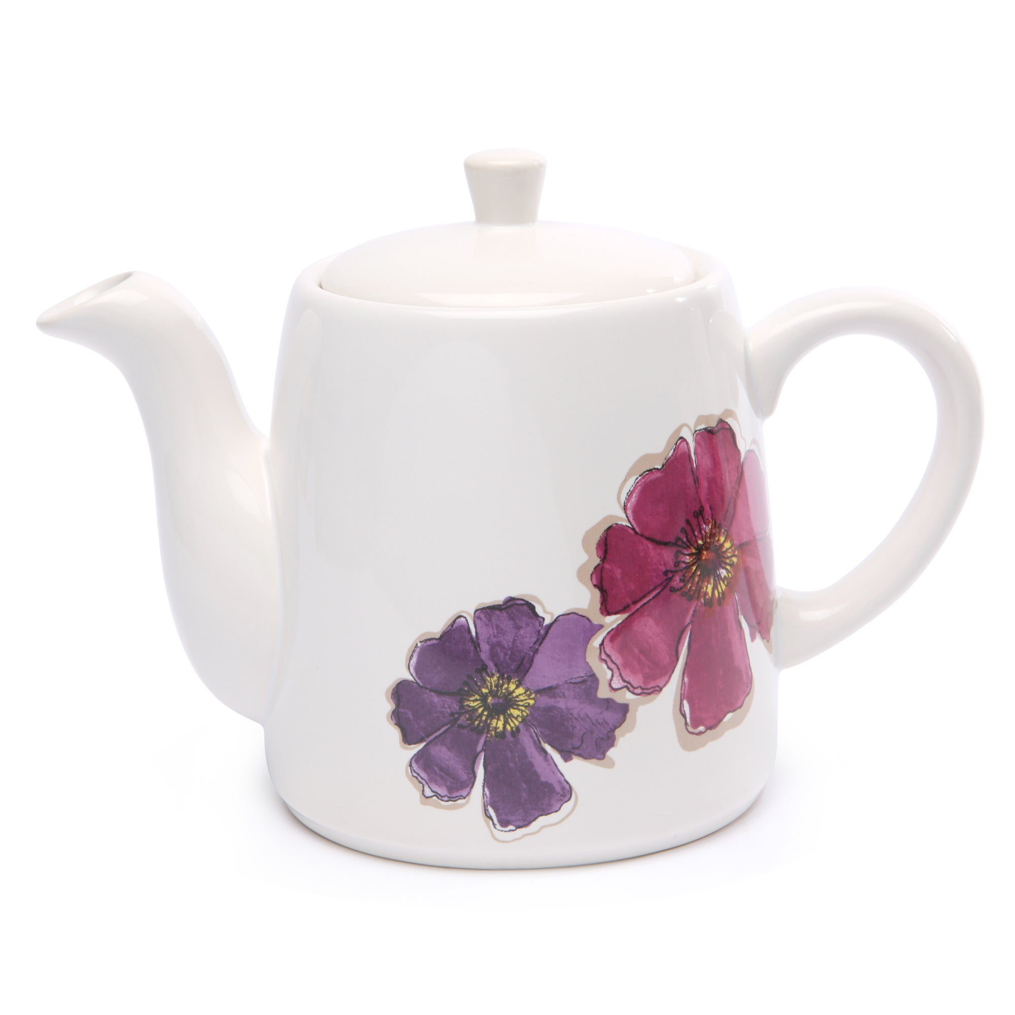 Mulberry Flower Collection Teapot