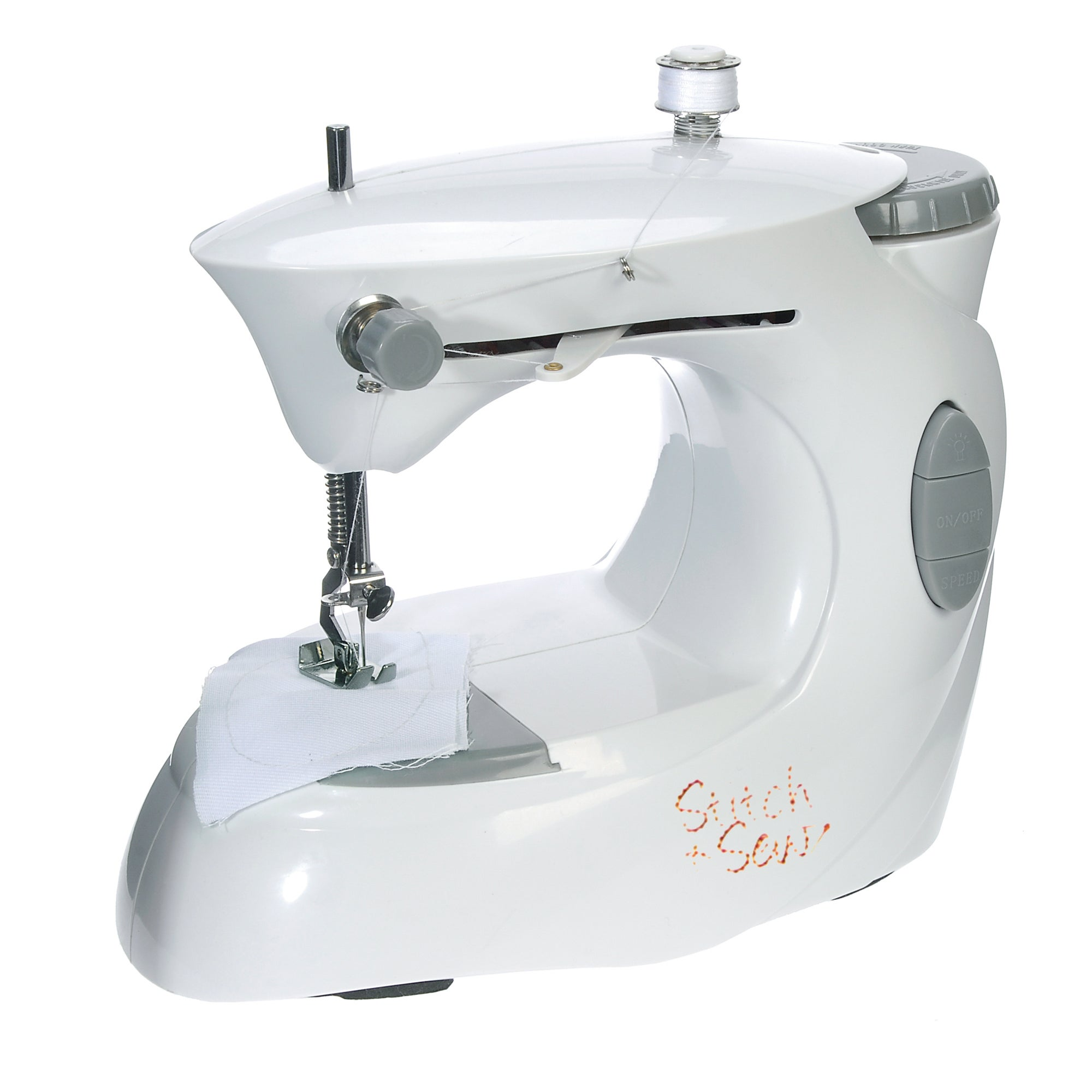 Mini Stitch and Sew Sewing Machine